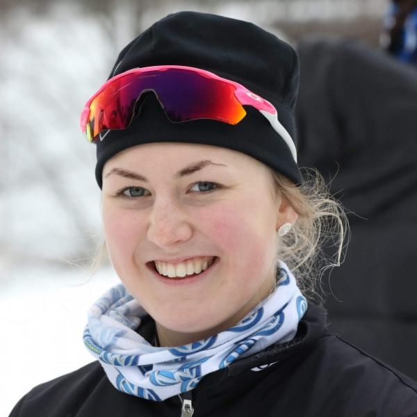 Scandic Cup 10 km masstart i Hudiksvall