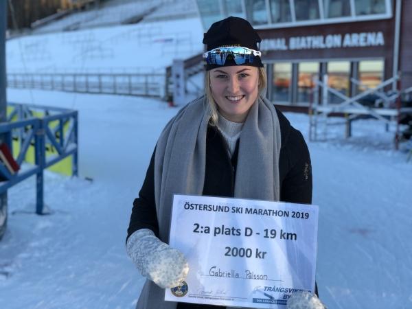 Östersund Ski Marathon 2019
