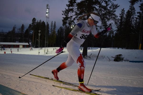 JVM-test och Scandic Cup i Östersund