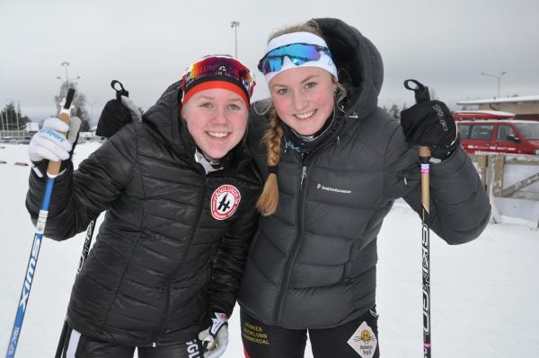 Lilla Fjällrävenloppet i Örnsköldsvik
