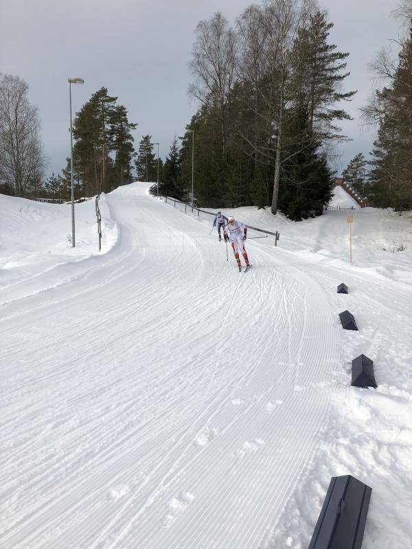 Scandic Cup 5 km fristil i Hudiksvall